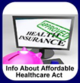 Image to link for info on the affordable healthcare act.